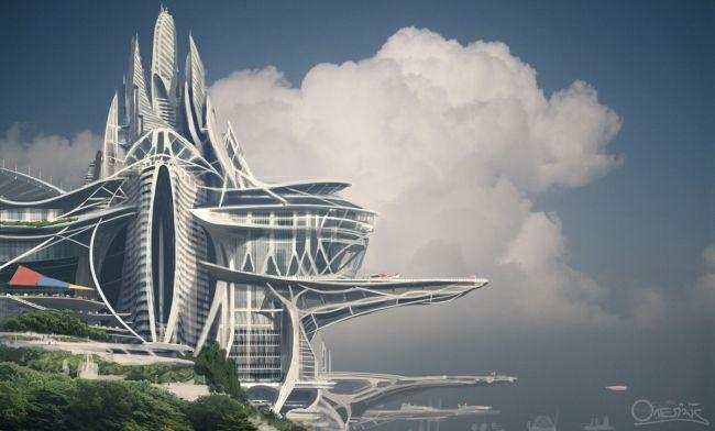 future architecture cities - 1200×724