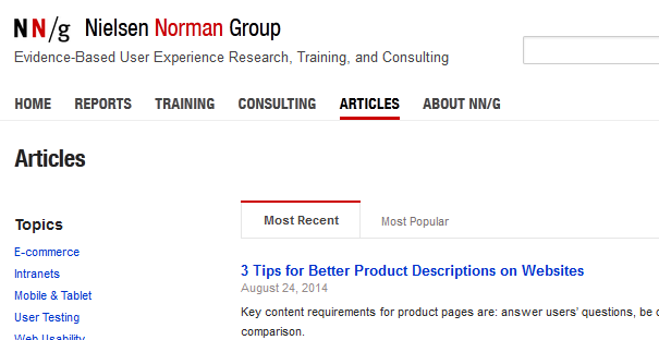 best site for UX research and case studies 4