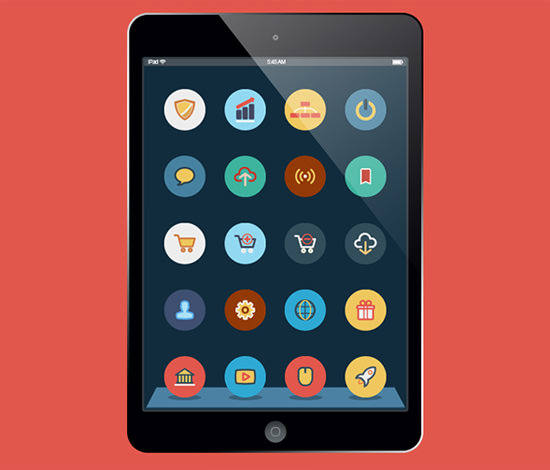 flat-icons-for-ipad