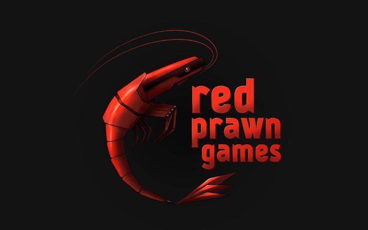custom logo lobster red prawn games