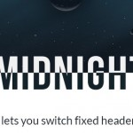 Midnight.js – A jQuery plugin that switches between multiple header designs as you scroll