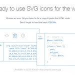 Ready to Use SVG Icons from Dribbble