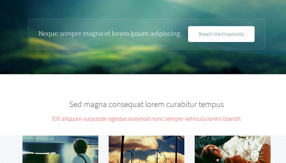 Telephasic  HTML5 Template