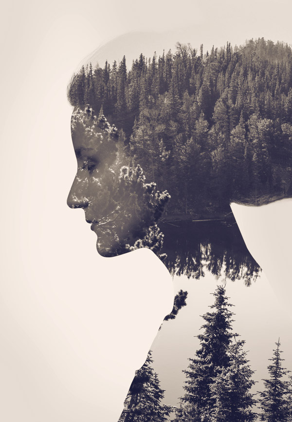 Double Exposure Effect