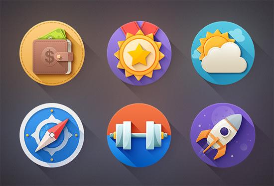 fake-flat-icons
