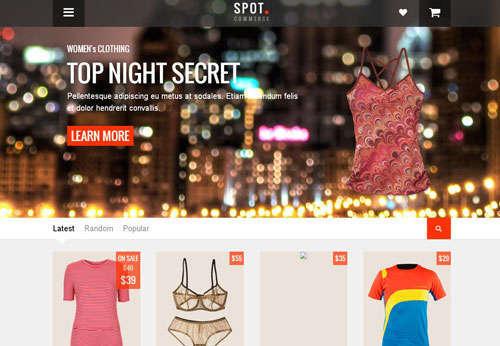 Spot Commerce