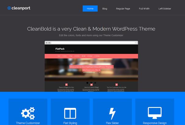 Best Free WordPress Themes October 2014 - iDevie