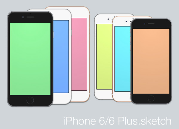iPhone 6 & 6 Plus by Michael Stache
