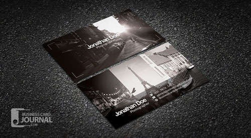 20 Free PSD Business Card Templates from 2014