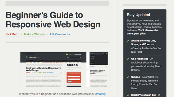 5 Useful Tutorials for Web Designers