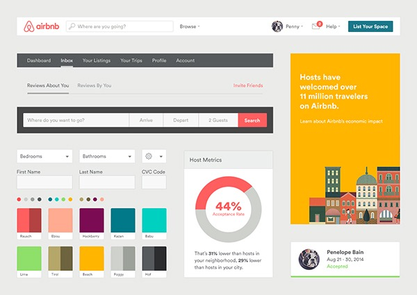 How To Create a Web Design Style Guide