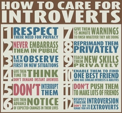 5 Reasons Why Introverts Are Awesome