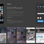 Free Download: iOS 8 GUI PSD (iPhone 6)