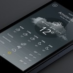 34 Dark iPhone App UI Designs for Inspiration