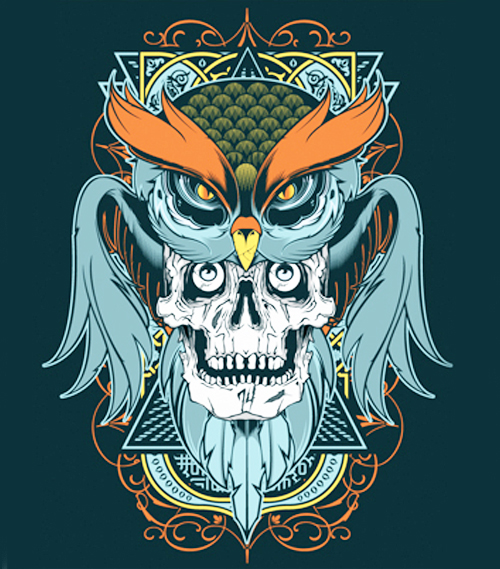 Create an Iconic T-Shirt Artwork in Adobe Illustrator Tutorial