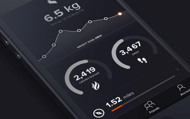 34 Dark Iphone App Ui Designs For Inspiration Idevie