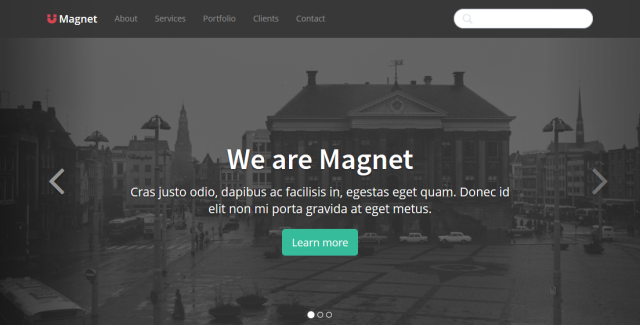 Magnet - Multipurpose Theme