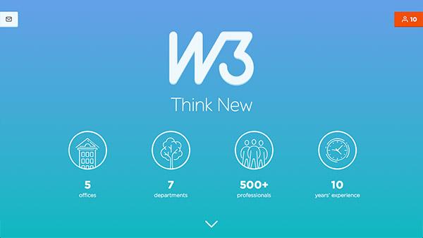 30 Beautiful Blue Websites For Design Inspiration Idevie