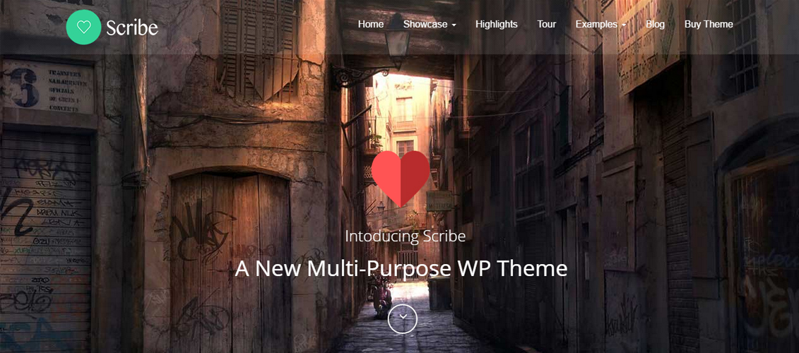 Scribe - Multi-Purpose Technology Theme