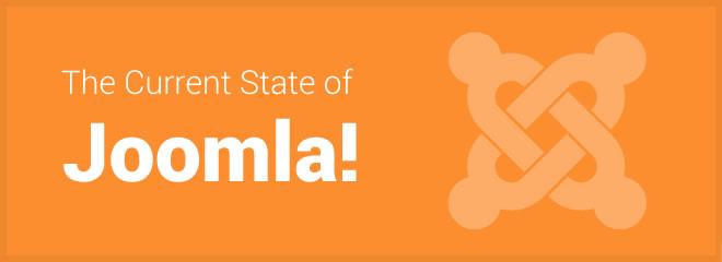 The Current State of Joomla! by Sufyan bin Uzayr