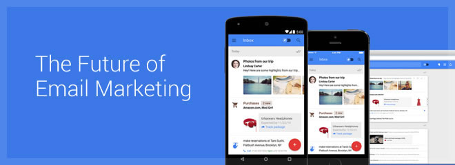 The Future of Email Marketing by Dan Bruce