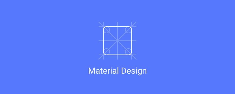 Material Design Icon Templates by Gabe Will