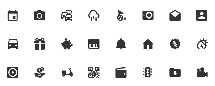 Android L Icon Pack by Icons8