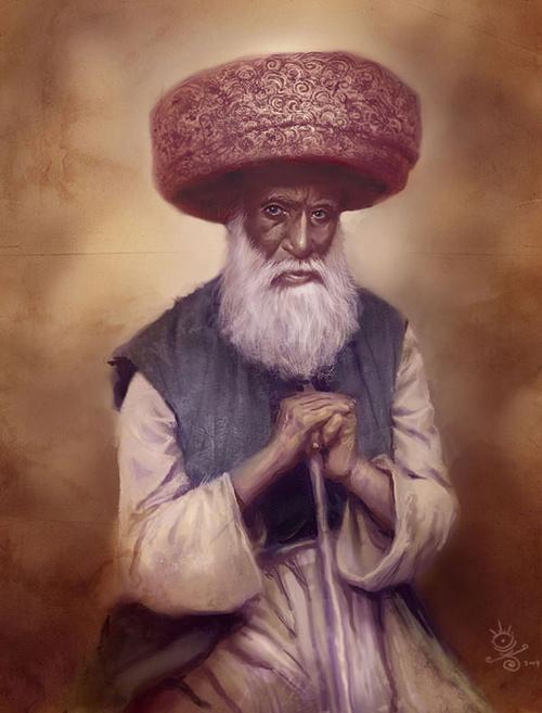 Sufi by Artur Sadlos