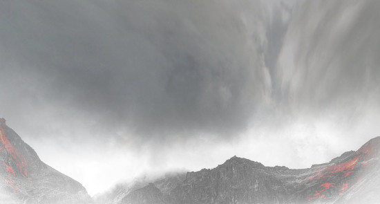2 effect 550x295 Create Dark Text Effect Inspired by Middle Earth: Shadow of Mordor Game in Photoshop