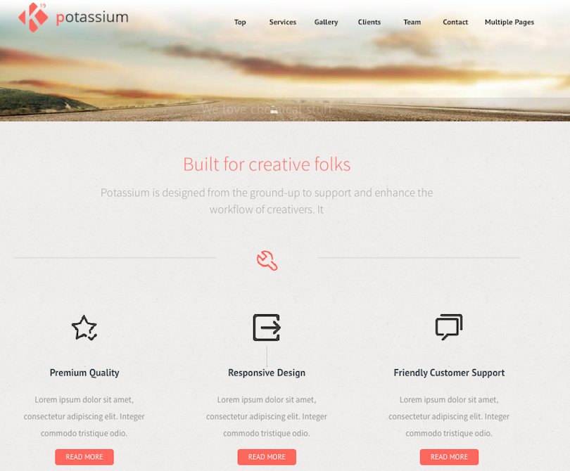 Top 10 Joomla portfolio templates for creative professionals and agencies
