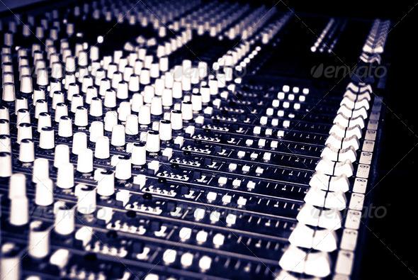 Audio Mixer v1.5