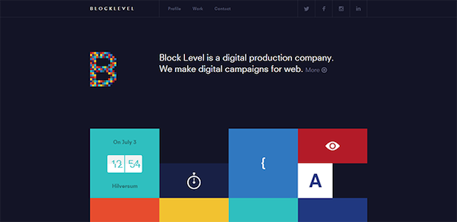 20 Amazingly Flat Website Designs