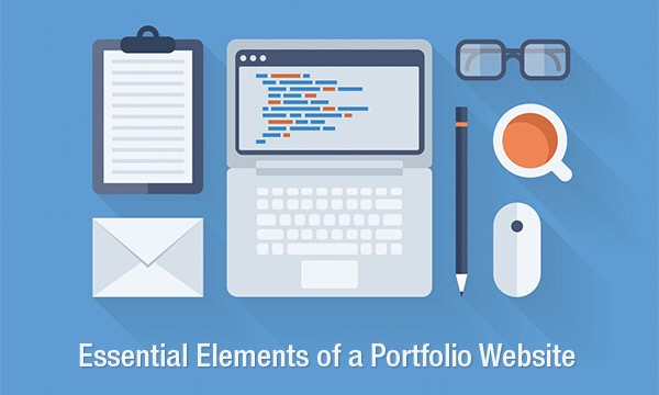 The Essential Elements of a Portfolio Website