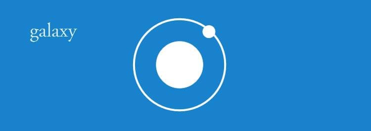 Galaxy - A modern front-end framework based on conversational language