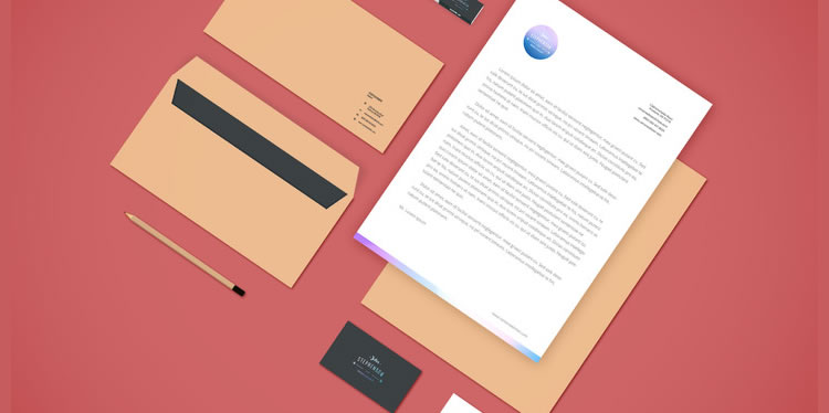 Freebie: Branding-Stationery Mockup Vol.4