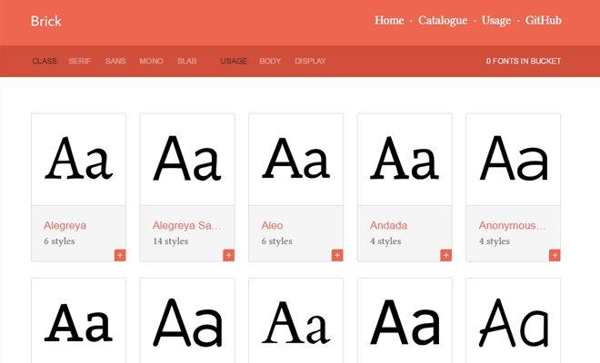 brick webfonts online free fonts