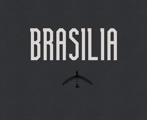 Brasilia Free Font