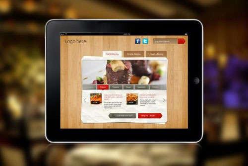 iPad Tab Content