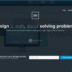 UXPin offers a faster way to create interactive website or app prototypes using Photoshop or Sketch