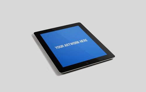 iPad (Angled)