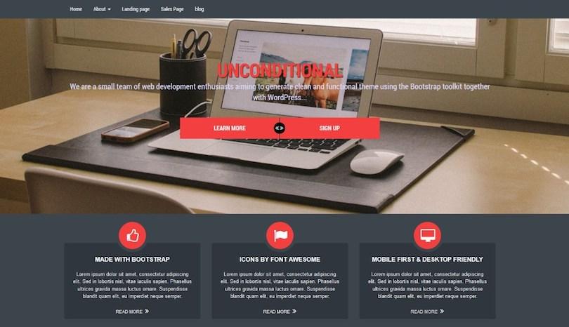 10 Best free WordPress themes December 2014