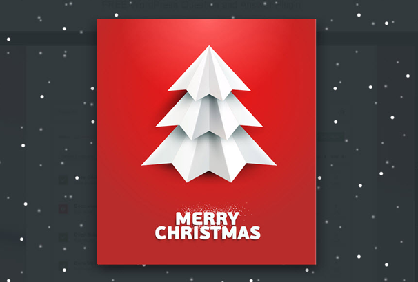 Prepare Your Website for Christmas – Free WordPress Christmas Plugins