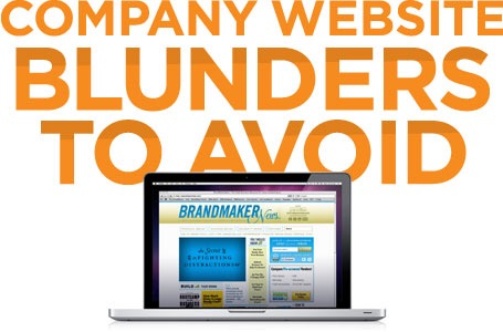When Launching a New Website: Avoid These Four Simple Website Mistakes