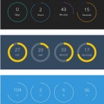 ClassyCountdown – jQuery Plugin to Create Circular Countdowns