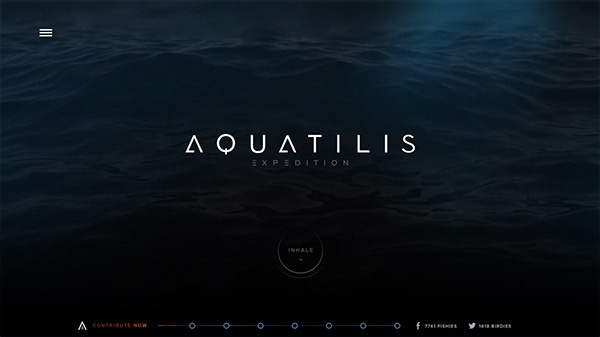 20 Great Examples of Subtle Motion in Web Design