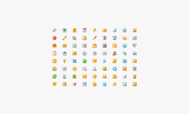 mini pixel icons pack download