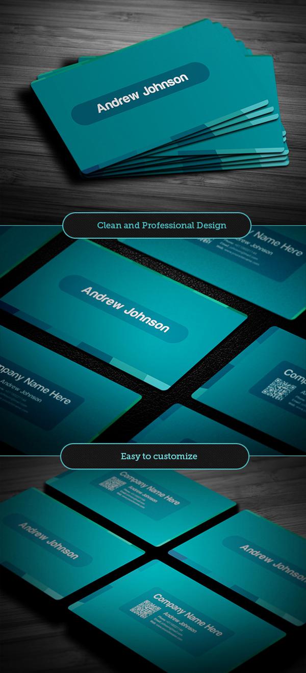 50 Best Free PSD Business Card Templates  dcrazednet