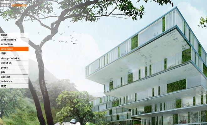 schmidt hammer lassen architecture firm