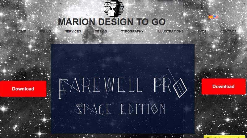 Farewell Pro Font