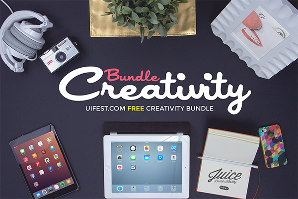Free Creativity Bundle